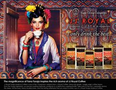 JJ Royal Coffee - Toraja Print Ad