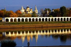 Novgorod and Surrounding Monuments (UNESCO, 1000 Places) - Veliky Novgorod, Russia