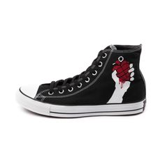 Converse All-Star Hi American Idiot Green Day Athletic Shoe