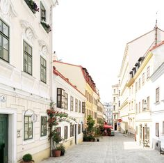 """Spittelberg is a """"village in the city"""" of Vienna. Located in the 7th district of Vienna with charming little lanes and well preserved beautiful Biedermeier houses. Just enjoy the romant…"""