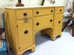 annie sloan arles - Google Search  (IE CLICK FOR MULTIPLE IMAGES of furniture in this colour)