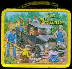 Waltons lunch box