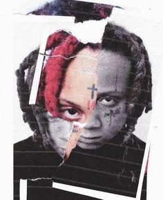 Trippie Redd, Joker, Fictional Characters, Art, Art Background, Kunst, The Joker, Performing Arts, Fantasy Characters