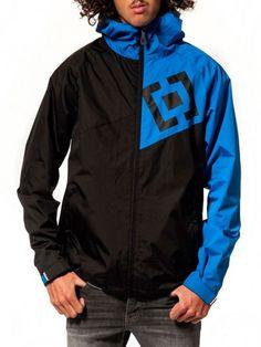 HORSEFEATHERS bunda GENESIS blue/black Motorcycle Jacket, Jackets, Blue, Fashion, Down Jackets, Moda, Fashion Styles, Fashion Illustrations, Jacket