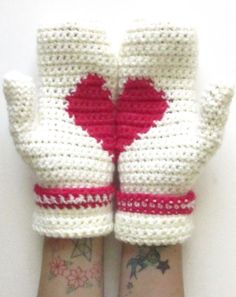 Crochet Club: My obsession with mittens by Emma Friedlander-Collins