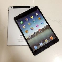 New physical mockups give a look at the upcoming iPad mini's possible design