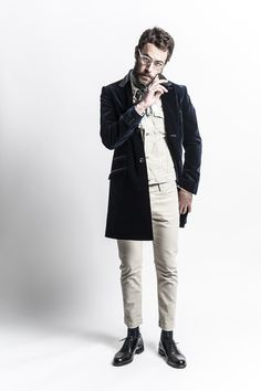 J.SABATINO の2014年秋冬コレクションが公開。
