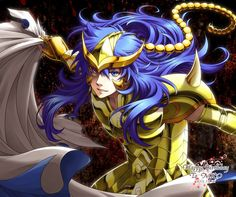 Read Kardia from the story Galeria Yaoi Saint Seiya by DayanaUS (Mercurio. Antes de que empiece el mes de la temporada. Art Anime, Manga Anime, Manga Disney, Aquarius And Scorpio, Zodiac Scorpio, Animation, Fantasy Warrior, Anime Kawaii, Anime Comics