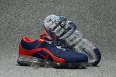 the latest 82d59 37a77 2018 Nike Air Max Wholesale Cheap Air Max 2018 Red Navy Blue Shoes are all  Cheap Nike Air Max Sale. We provide all styles of Nike Air Max 2018  produced by ...
