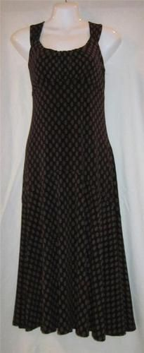 Starting bid .99 cents  Michael Kors Medium Dress NEW Womens Medium Dress Brown Really Soft CUTE Dress ~