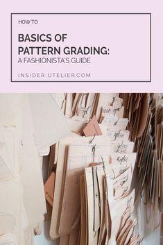 Pattern Grading, Pattern Cutting, Embroidery Stitches, Embroidery Patterns, Sewing Patterns, Business Fashion, Pattern Fashion, Continue Reading, Turning
