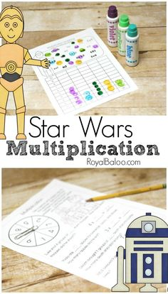 Star Wars Multiplica