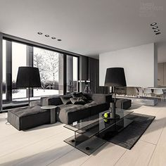 How To Create Minimalist Home Design Ideas Which Combine A Modern Decor In It. Zen Home Interior . You can find more details by visiting the image link. Home Design, Modern Interior Design, Modern Decor, Interior Architecture, Design Ideas, Design Room, Minimalist House Design, Minimalist Interior, Minimalist Bedroom