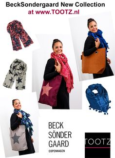 Fabulous Becksondergaard New Collection!! Shop Your Favourite Autumn Scarf  http://tootz.nl/shawl
