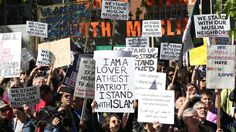 Anti-Muslim marches held in several US cities | USA News