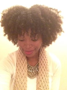 Curly fro on natural hair @msnaturallymary Subscribe to my channel on YouTube ☺️