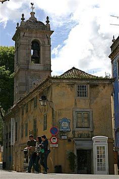 Torre do Relógio  Sintra  Portugal
