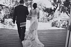 Elegant Rustic Malibu Wedding