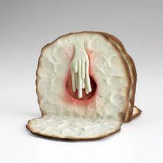 Ron Nagle (b. San Francisco, California, February 21, 1939) is an American ceramic sculptor,