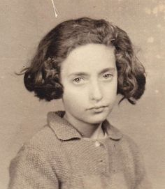 Berthe Moskowicz | Remember Me: Displaced Children of the Holocaust