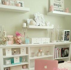 Girly decor