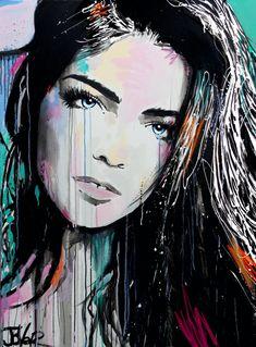 Lily Painting, Ap Art, Human Art, Arte Pop, Portrait Art, Portraits, Lovers Art, Fine Art Photography, Female Art
