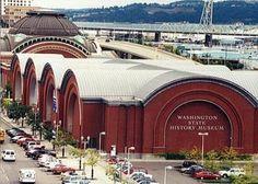 Washington State History Museum, Tacoma, WA - on Pacific Avenue, downtown Tacoma.