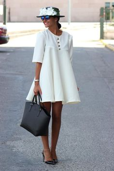Looking for Button Plain Loose Simple Women's Casual Dress? Fancywe offers lots of Casual Dresses in different styles, colors and materials. Dress your own style with Button Plain Loose Simple Women's Casual Dress Casual Dresses, Short Dresses, Fashion Dresses, African Wear, African Fashion, Maternity Fashion, Maternity Dresses, Look Fashion, Womens Fashion