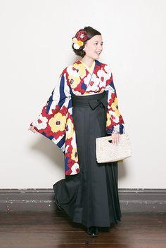 "kimono-express: ""卒業式☆ """