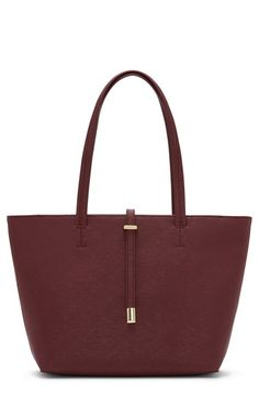 Vince Camuto 'Leila - Small' Leather Tote available at #Nordstrom