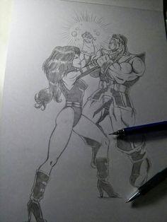 Infinity Gauntlet #3 by AnoZero