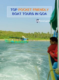 Explore the Best Pocket Friendly Boat Tours in Goa. Check Pricing and Locations information of most popular and pocket-friendly boat trips for your travel itinerary. Beautiful Sunset, Beautiful Beaches, Goa Travel, Casino Cruise, Water Sports Activities, Miramar Beach, Best Boats, Boat Tours, Holiday Destinations