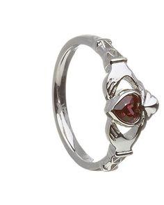 #claddaghring.com         #ring                     #Ladies #Birthstone #Silver #Claddagh #Ring #LS-BSRV2-6                       Ladies Birthstone Silver Claddagh Ring LS-BSRV2-6                             http://www.seapai.com/product.aspx?PID=79322