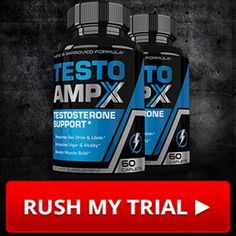 "Testo AmpX: Testosterone Booster ""Shocking Reviews"" Free Trial & Scam 
