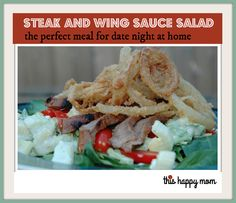 steak and wing sauce