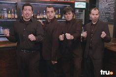 Brown is the new slimming color | Impractical Jokers