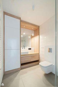 Laundry Bathroom Combo, Laundry Room Design, Bathroom Design Small, Bathroom Layout, Bathroom Interior Design, Modern Bathroom, Small House Living, Bathroom Plans, Modern Baths