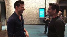 Gracias Ricky Martin por tu humildad y grandeza, feliz de aplaudirte en primera fila #allin #lasvegas #recommended 200%