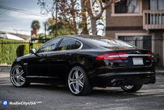 Image result for black jaguar xf rims Jaguar Xf, Glow Up Tips, Black Jaguar, Luxury Cars, Image, Fancy Cars, Black Panther