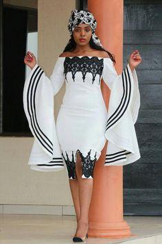 DAISY, 18 African attire Pins you might like – – Gmail - African African Wear Dresses, African Attire, Modern African Dresses, African Outfits, African Clothes, African Fashion Designers, African Print Fashion, African Prints, Modern African Fashion