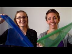 The Fish in the Sea: Storytime Scarf Song - YouTube