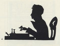 A collection of silhouette illustrations relating to Russian poet, Alexander Pushkin , was published in Russian Poets, Russian Art, Shadow Images, Art Images, Alexander Pushkin, Russian Literature, Silhouette Images, Writers And Poets, Book Lovers Gifts