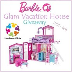 Barbie Glam giveaway at momdoesreviews.com