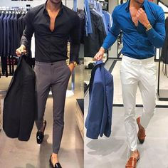 visit our website for the latest men's fashion trends products and tips . Formal Men Outfit, Casual Wear For Men, Men Casual Styles, Mens Fashion Suits, Mens Suits, Men's Fashion, Fashion Sale, Fashion Outlet, Fashion Clothes