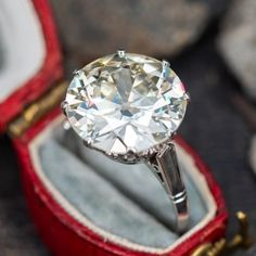 Vintage Engagement Rings | Antique Diamond Rings | EraGem Antique Diamond Rings, Antique Engagement Rings, Vintage Diamond, Diamond Engagement Rings, Diamond Crown, Diamond Cuts, Antique Jewelry, Vintage Jewelry, Jewelry Box