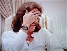 Glenn Frey. dig his jewelry