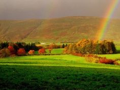 Pot o' Gold at the Rainbow's End?