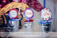 Dean's Western Cowboy Party | CatchMyParty.com