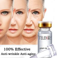 Instantly Ageless Anti Wrinkle Collagen Essence Skin Whitening Cream Moisturizing Face Care Hyaluronic Acid Liquid Face Serum