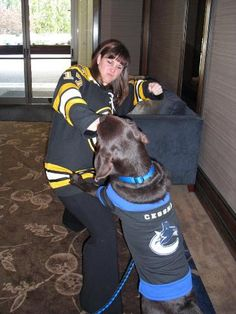Taking a bit out of the Boston Bruins! Stanley Cup Playoffs 2011